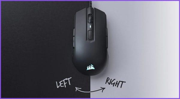 Die besten 5 beidhändig benutzbaren Gaming Mäuse