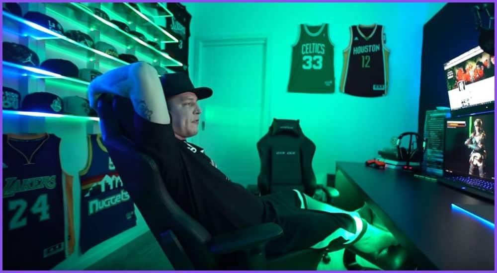 Beliebte Gaming Chairs bei Twitch Streamern