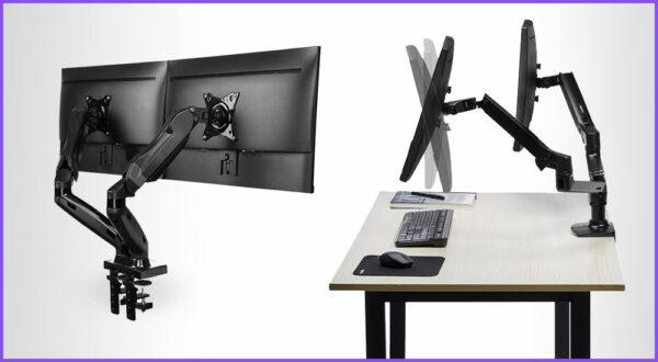 Die besten 6 Bildschirmarme und Monitorhalterungen