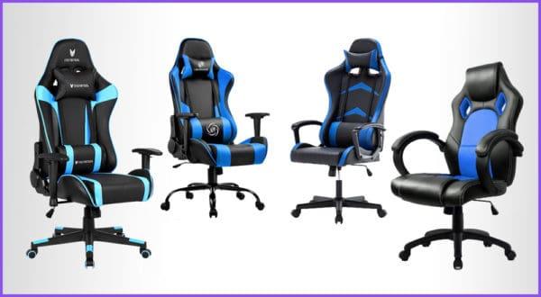 Die 7 besten blauen Gaming Stühle