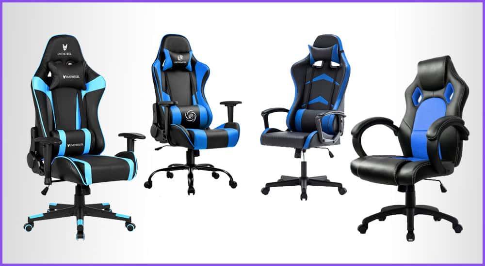 Die besten blauen Gaming-Stühle