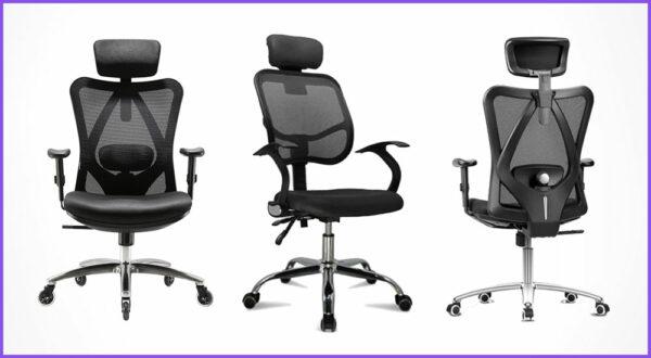 Rückenschonende Ergonomische Bürostühle: Die Top 3 Modelle