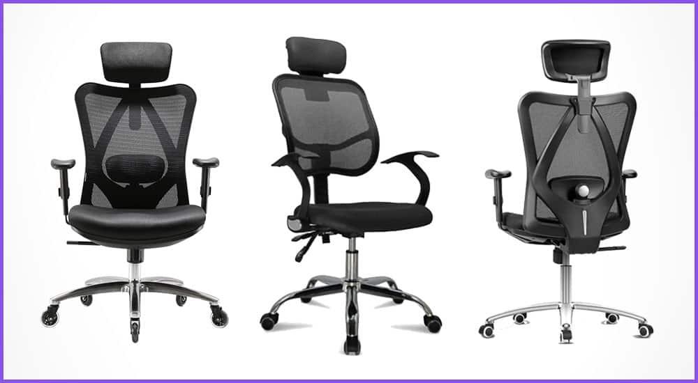 Die besten ergonomischen Bürostühle