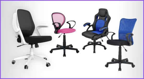 Die besten 5 ergonomischen Schreibtischstühle für Kinder