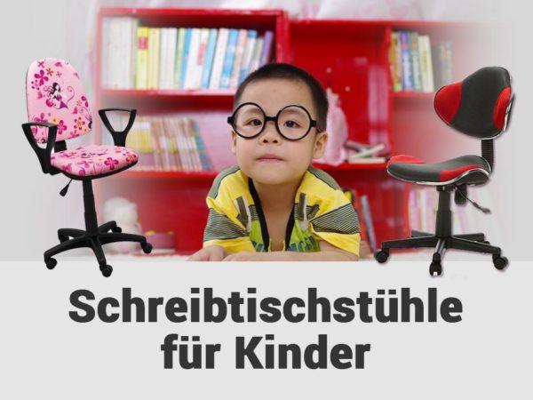 Ergonomische Schreibtischstühle für Kinder