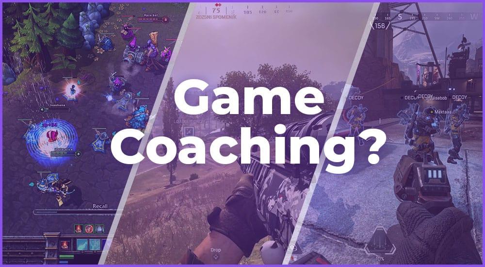Geld verdienen als Game Coach
