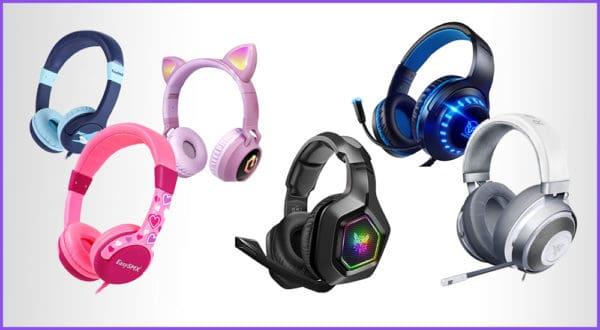 Top 7: Die besten Gaming Headsets für Kinder