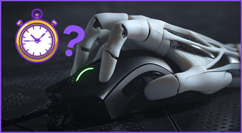 Gaming-Maus-Lebensdauer
