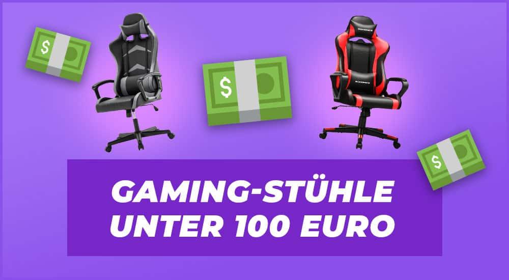 Gaming-Stühle unter 100 Euro