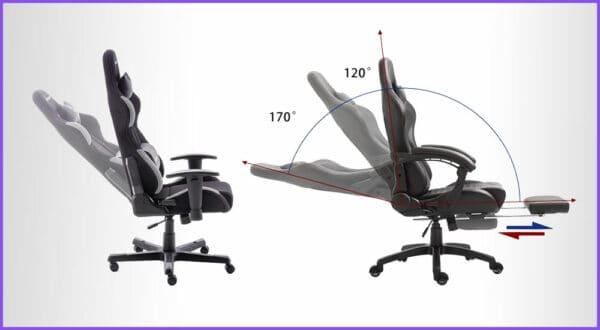 Gaming-Stühle mit Wippfunktion: Die besten 3 Modelle