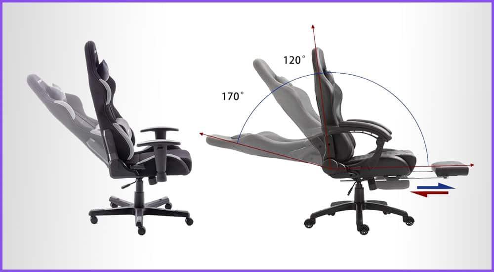 Die besten Gaming-Stühle mit Wippfunktion
