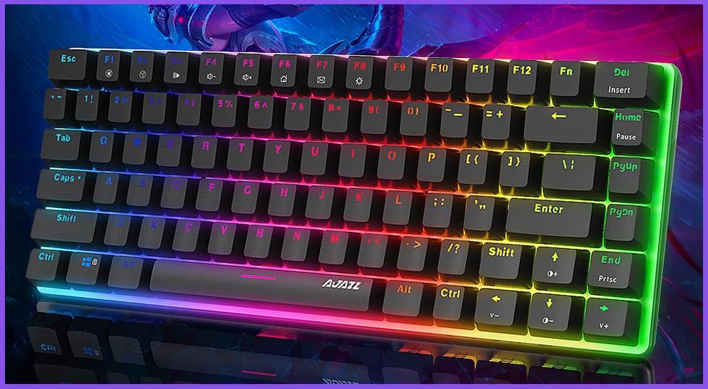 Gaming Tastatur für kleine Hände