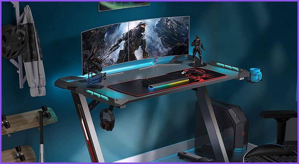 Die besten Gaming-Tische für Konsolenspieler