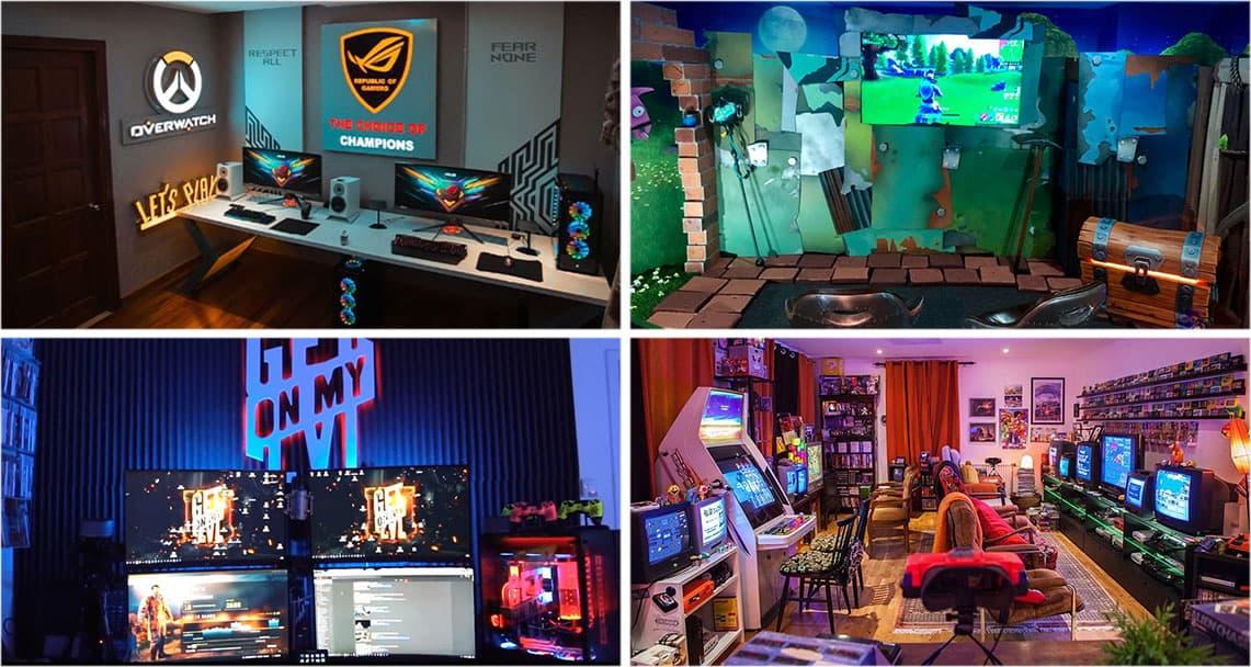 Lets Play Gaming Zimmer einrichten