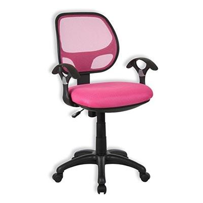 Ergonimische Mädels Büroszuhl mit Polster