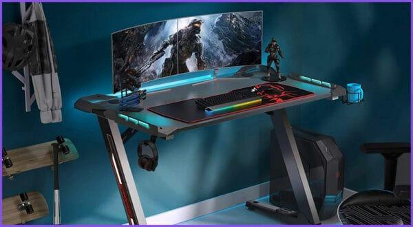 Die besten 3 kleinen Gaming-Tische zwischen 60 und 120 cm