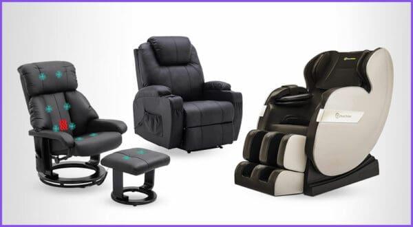 Die besten 6 Massagesessel für Senioren