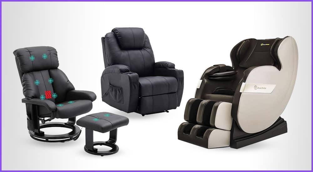 Die besten Massagesessel für Senioren