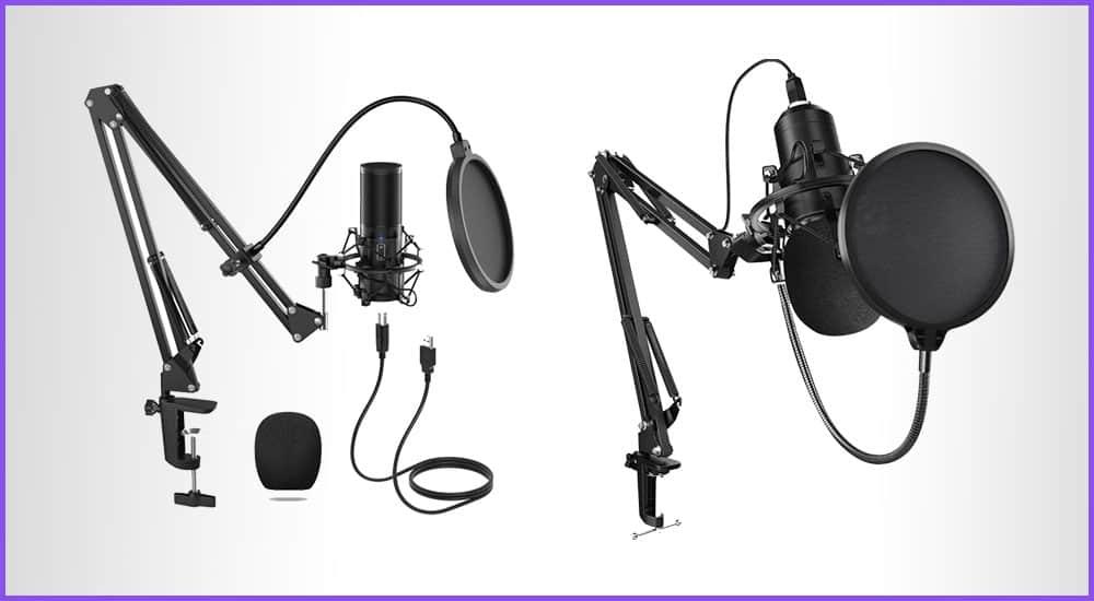 Mikrofon mit Arm Ständer
