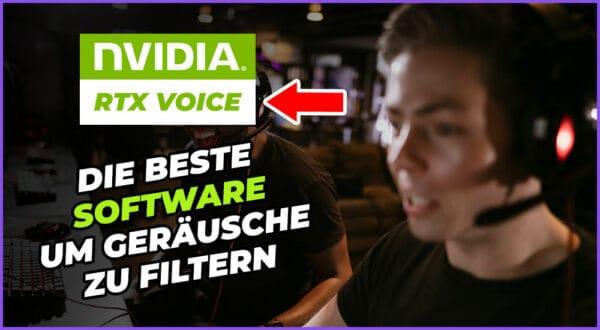 Mit Nvidia RTX Voice Geräusche filtern: Einfache Anleitung