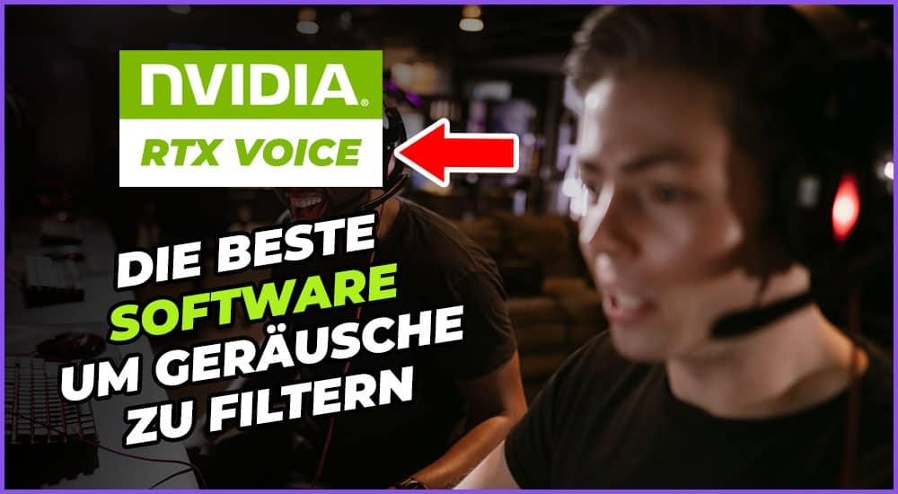 RTX Voice installieren