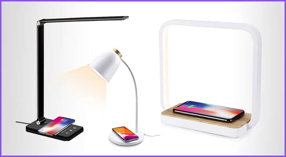Die besten Schreibtischlampen mit Handy Aufladefunktion