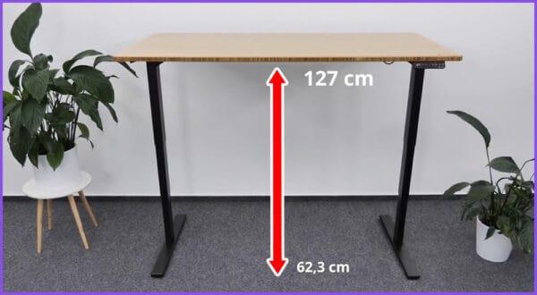 Stehtisch-Rechner: Tischhöhe zum Arbeiten im Stehen berechnen