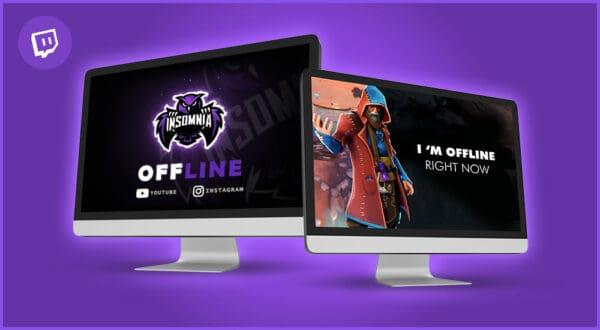 Twitch Offline Banner günstig erstellen lassen: So geht's